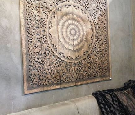 Home Wood Carving 1