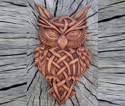 Home Wood Carving 11