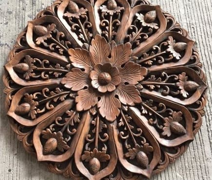Home Wood Carving 8