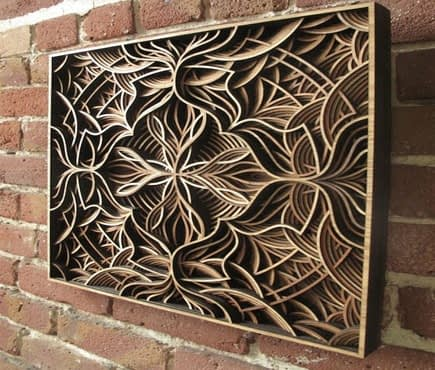 Home Wood Carving 9