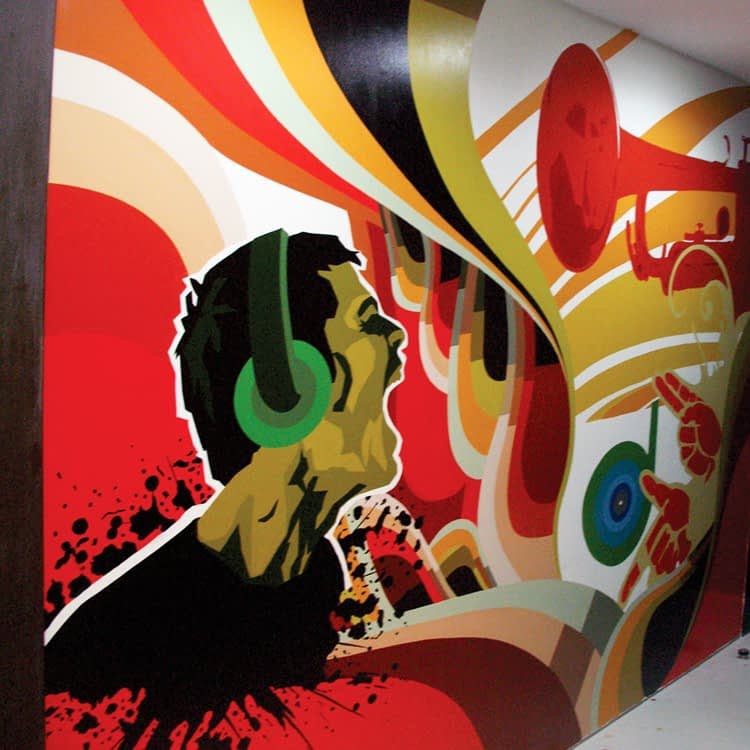 Wall Painting 16