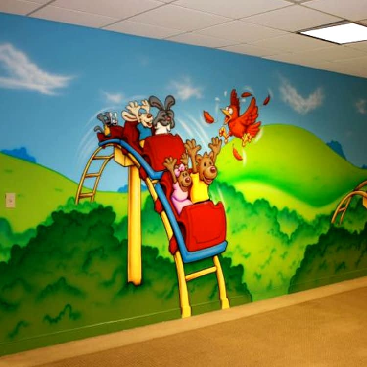 Wall Painting 6