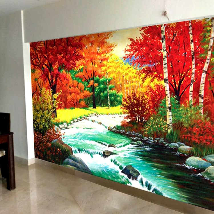 Wall Painting 8