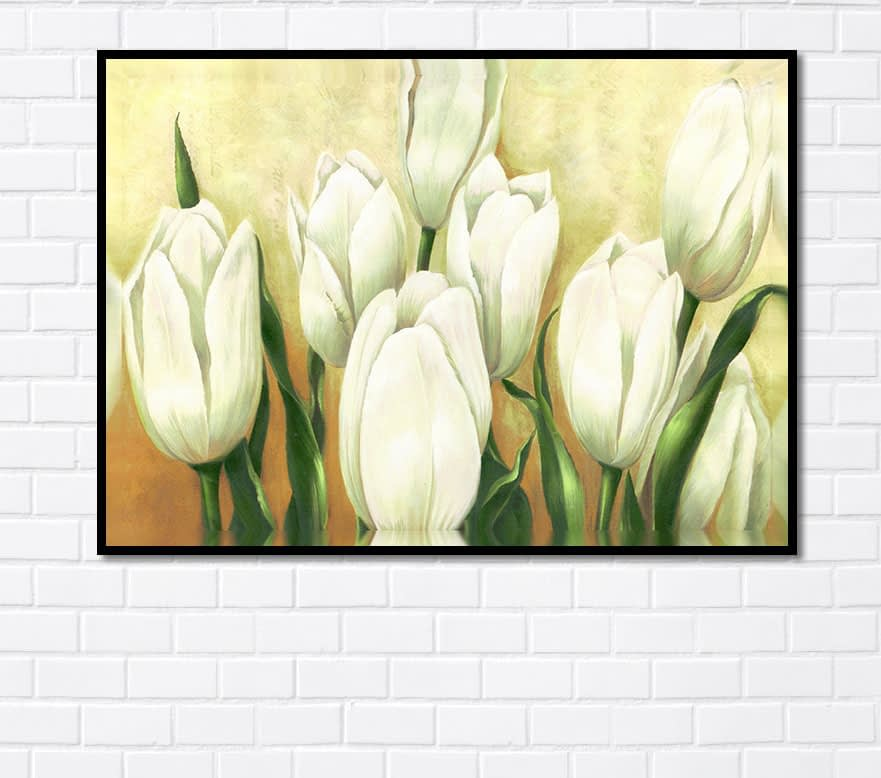 World Famous Flower Painting